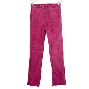 Lilly Pulitzer Washable Pig Suede Pants